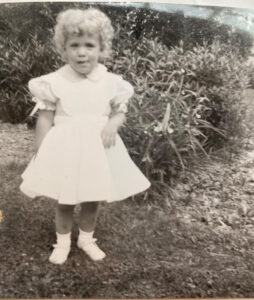 My Mother as a Child